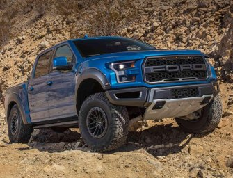 Ford F-150 Raptor Is The Terrain and Market Predator