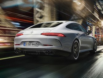 Mercedes-Benz AMG GT 53: Sculpted Brute Or Muscle Car?