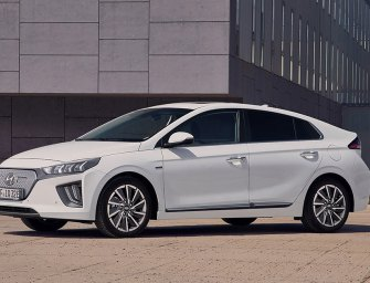 The Hyundai Ioniq Offers Value, Flexibility for the Future