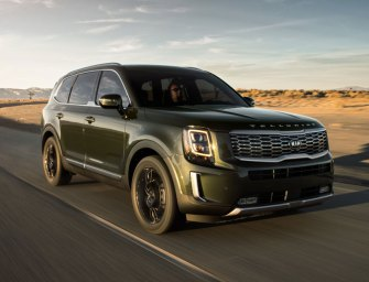 The New 2020 Kia Telluride Makes A Big Impression