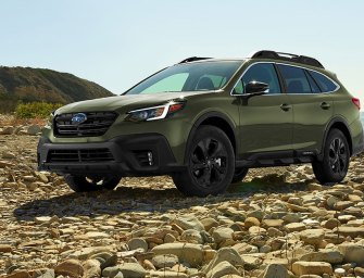 2020 Subaru Outback Smoothing Out Rough Edges For Tough Duty