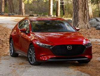 Mazda3 Takes Tops Honors, Finalist Slot as 2020 World Car of The Year