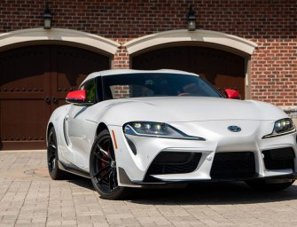 Toyota Supra Sustains The Hype As A Driver's Dream