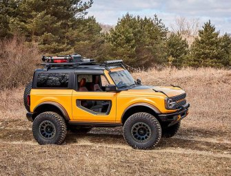 2021 Revival of Ford Bronco Celebrates A Revision of History