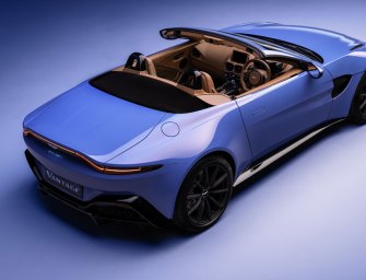 Mercedes-Benz Stake Keeps Aston Martin Ahead Of Economic Uncertainty