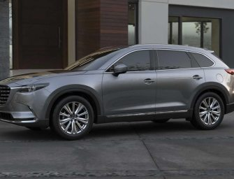 Mazda CX-9 Signature AWD
