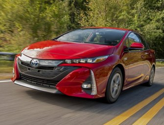 With Toyota Prius Prime, Onslaught of EVs… Supply Drives Demand