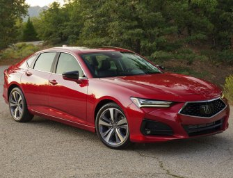 2021 Acura TLX Flexes Motorsports Muscle Wrapped in Luxury