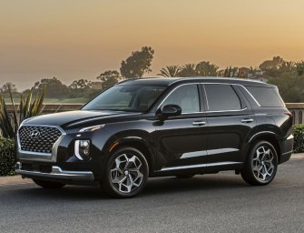 Hyundai Palisade Calligraphy AWD Offers Strength, Durability