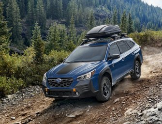 2022 Outback Offers Confidence on Jaunts To Subaru Wilderness