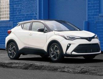 Rakishly Styled Toyota C-HR Nightshade… Scores With Fuel Economy