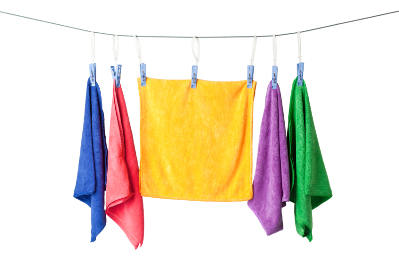 How To Properly Wash And Care For Microfiber Towels