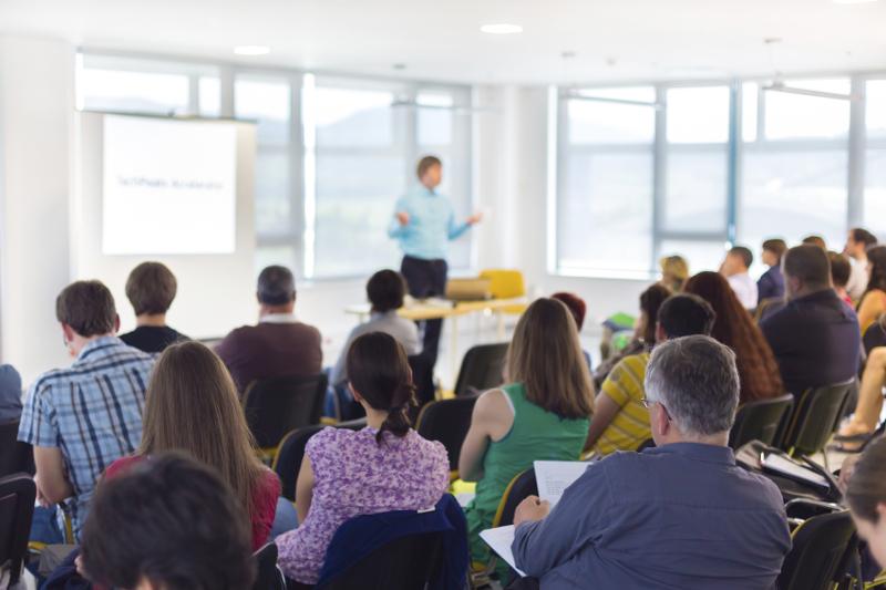 Seminar, event, conference, education, training, business training, speaker, presentation, conference, lecture, meeting, speech
