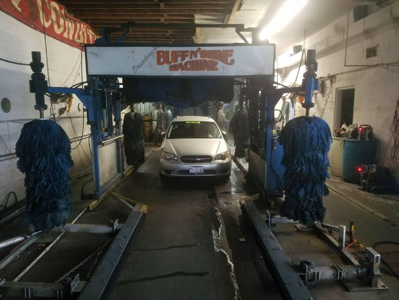 Mbbs Broadway Buffnshine Car Wash Tunnel Equipment