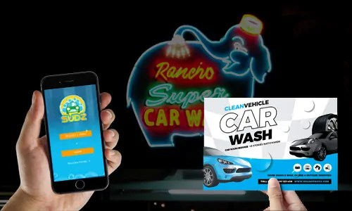 car wash advertising tips increase business