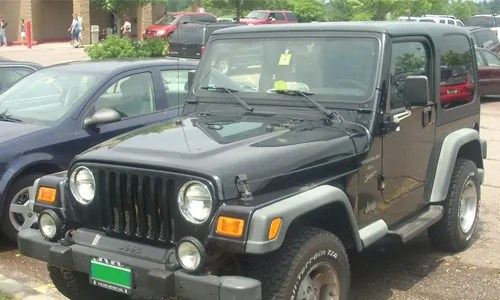 restore and protect jeep hard top and trim