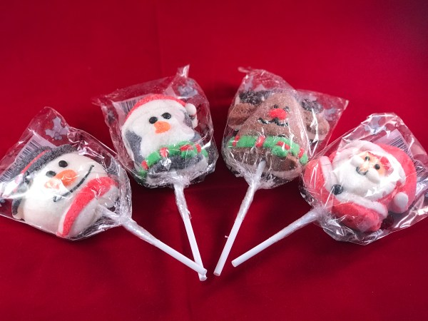 Xmas Jelly Pops
