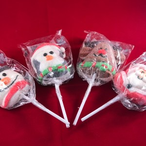Xmas Themed Jelly Pops