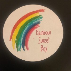 Rainbow Sweet Box