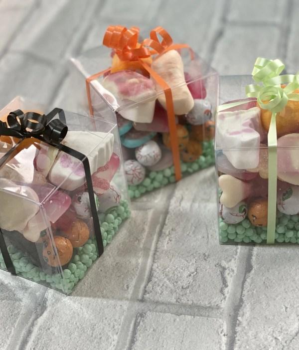 Halloween Sweet Cubes