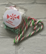 Xmas Themed Sweet Bags