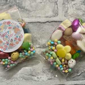 Easter Themed Sweet Bags
