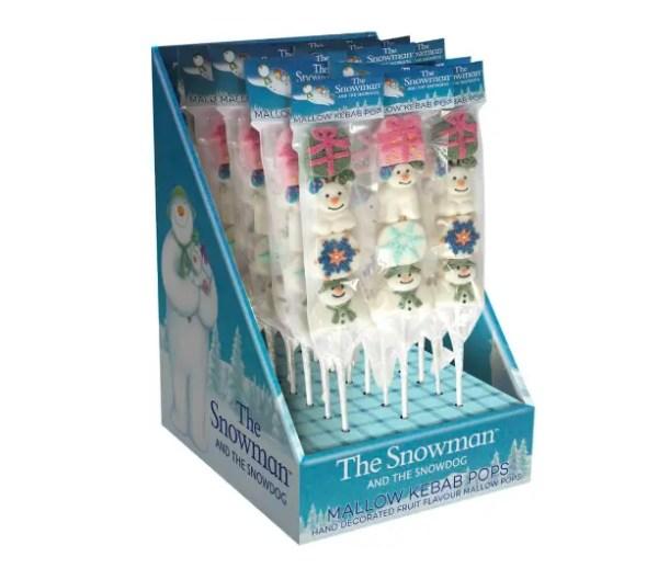 Snowman Mallow Pop