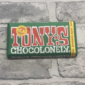 Tony's Chocolonely – Milk Hazelnut 32%