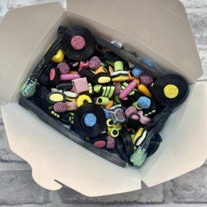 Liquorice Pick & Mix Box