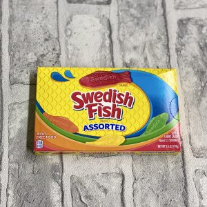 Swedish Fish Assorted Theatre Box