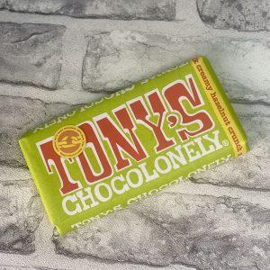 Tony's Chocolonely milk creamy hazelnut crunch 32%