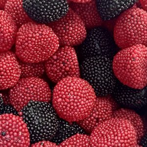 Blackberry & Raspberry Bobbly Berries