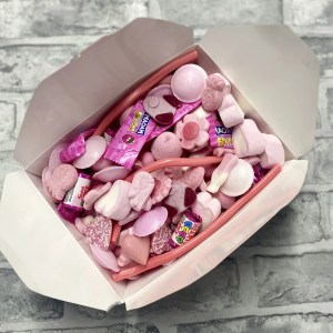 The Pink Pick & Mix Box