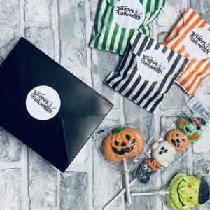 Halloween Paper Sweet Bags