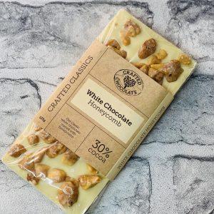 Crafted Chocolate – White Honeycomb