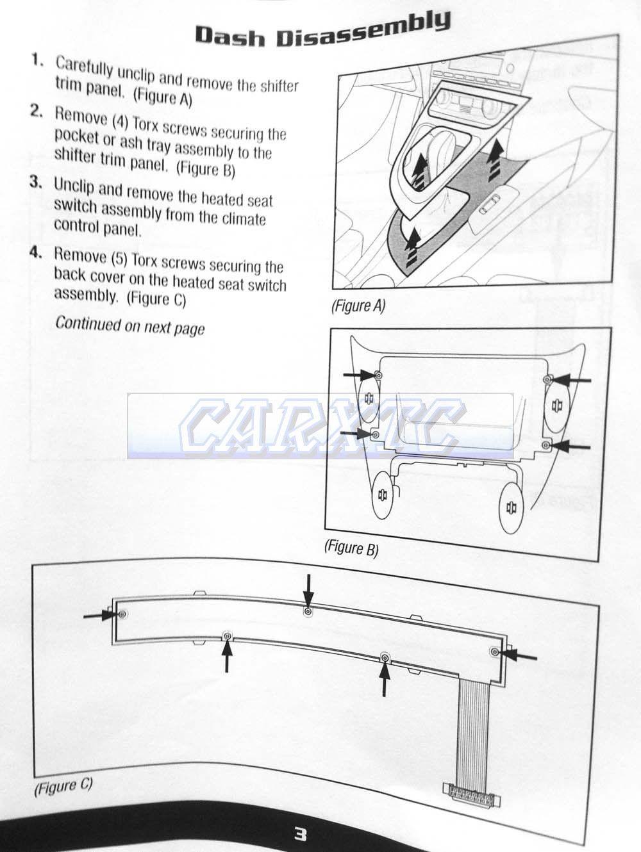 BMW Ashtray Relocation Dash Pocket: Required for E90 E91