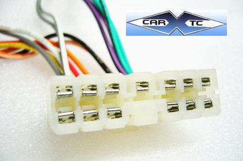 suzuki swift 02 2002 factory car stereo wiring installation