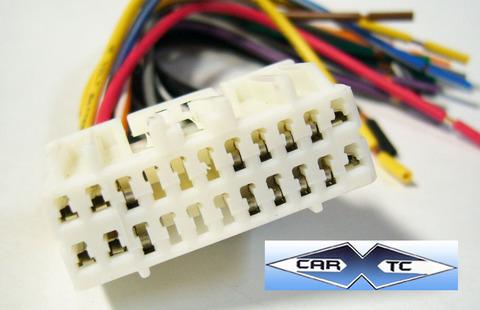 pt cruiser stereo wiring diagram vtec obd1 chrysler 08 2008 factory car installation harness oem radio install wire
