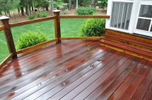 Ipe Deck Staining Raleigh Nc Project-1301 Cdr