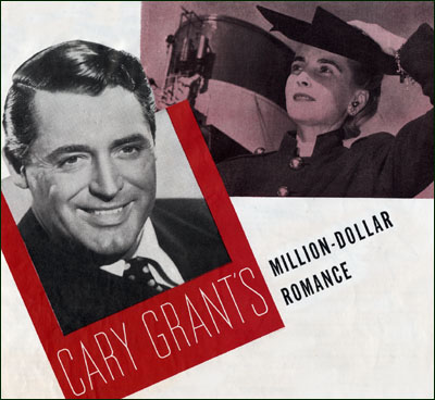 Cary Grant's Million-Dollar Romance