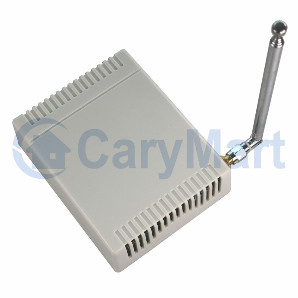 hight resolution of dc 6v 9v 12v 24v power 8 channel wireless universal remote control rf receiver circuit