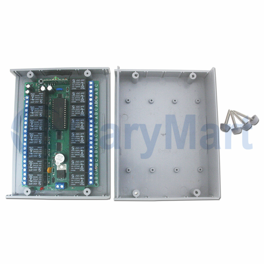 medium resolution of 15 channel normally open normally closed relay output dc 12v 24v rf receiver price us 45 00