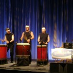 Live Gaia Taiko Performance