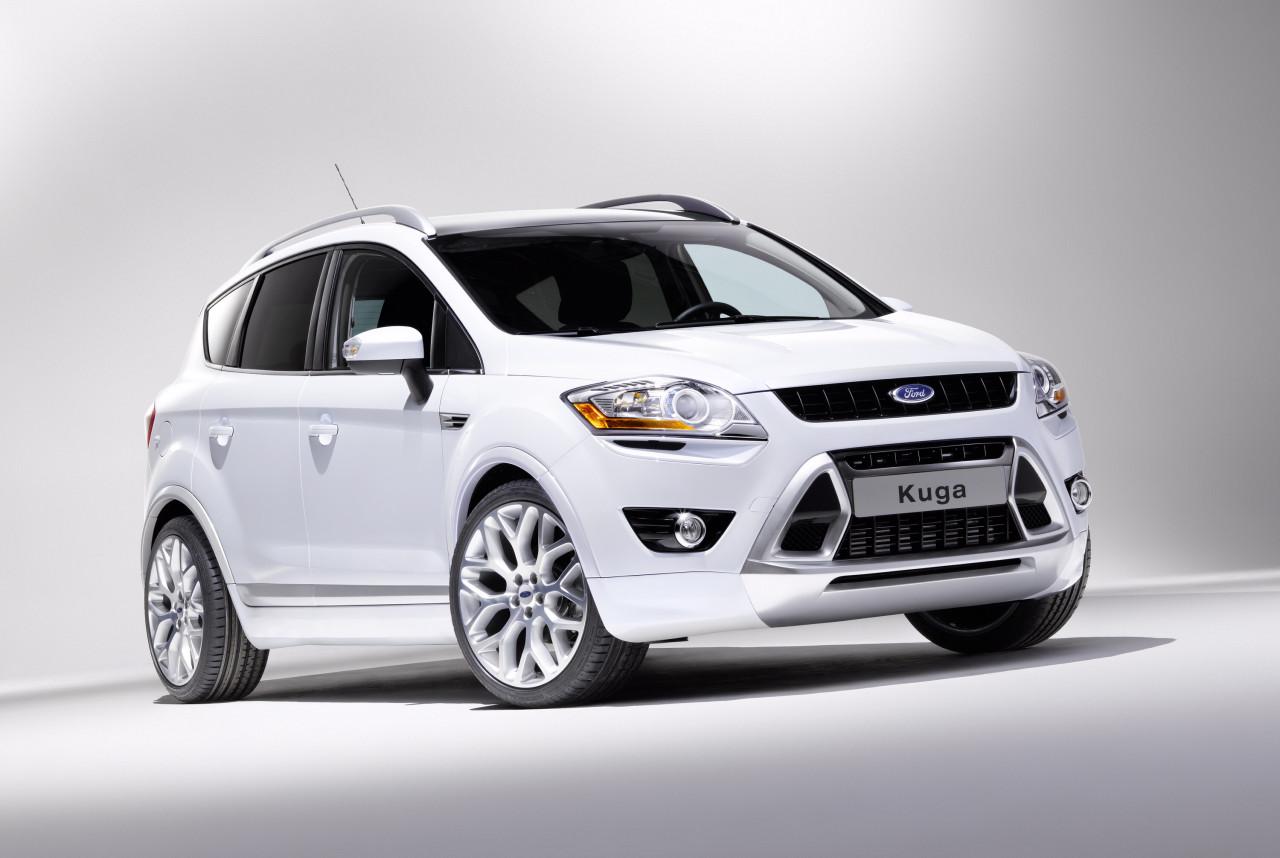 Ford Kuga   Turbo Individual