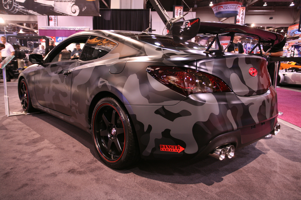 Best Tuning Car Wallpapers Hyundai Genesis Coupe By Street Concepts2 Car News