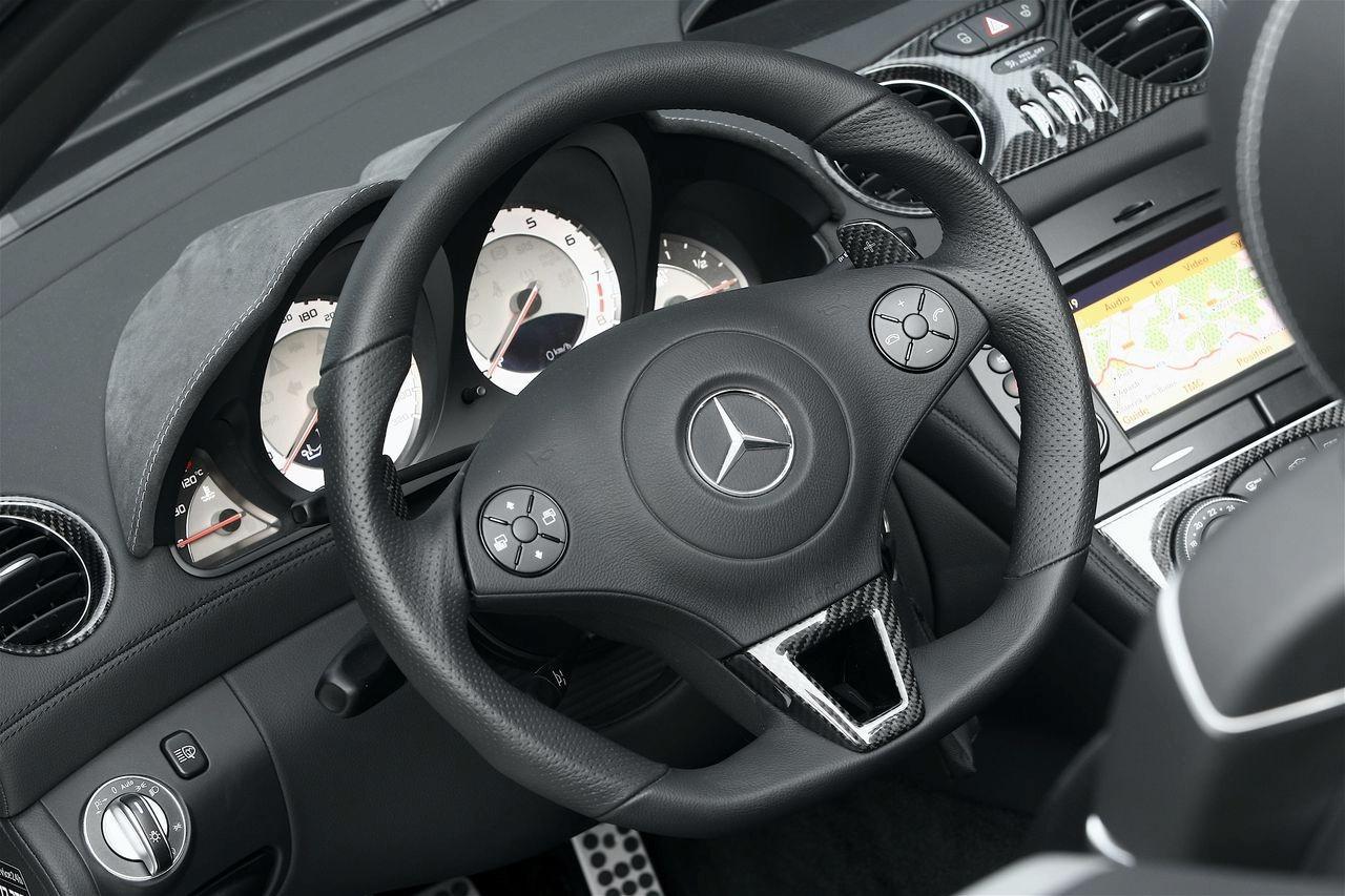 carlsson ck63 rs tuning for mercedes sl63 amg \u2013 car news