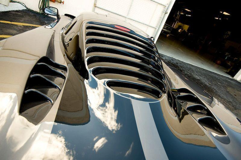 Mosler Mt900 Gtr Xx Twin Turbo Land Shark Car News
