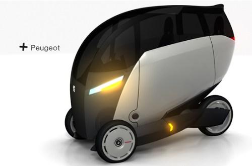 Peugeot+ Concept