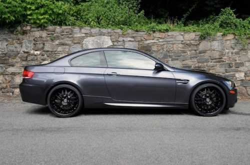 BMW E92 M3 by Eisenmann and HRE