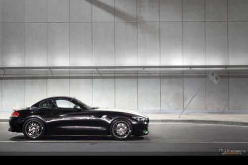 BMW Z4 Nike Sligshot by MW Design